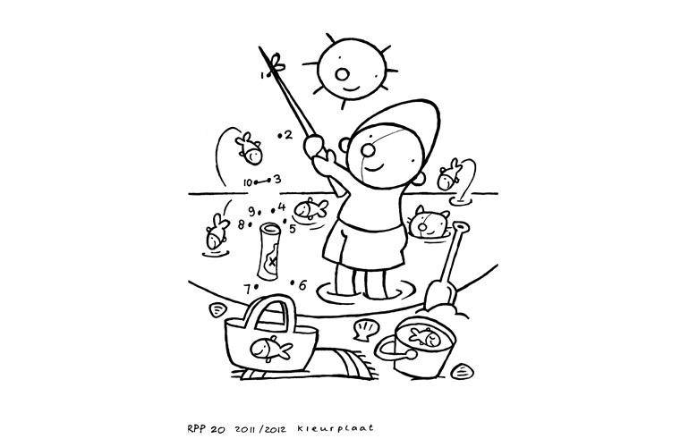 Kleurplaten Zomer Groep 2.Welkom Puk Kleurplaat Welkom Bij De Kinderopvang Kleurplatenl Com